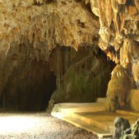洞穴内奥宮